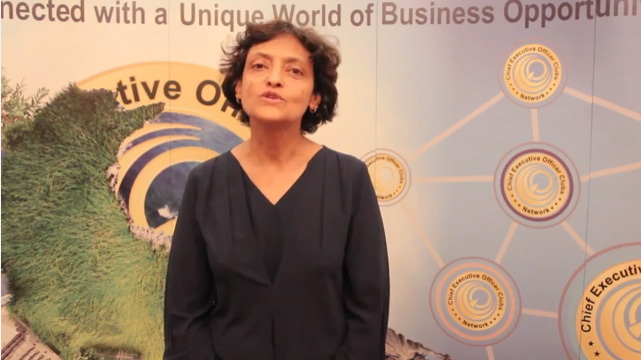 CEO Clubs Business Women Division with Manjusha Mathew of FocusM