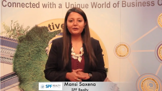 CEO Clubs Business Women Division with Mansi Saxena of SPF