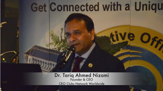 CEO Clubs Monthly Dinner Meeting